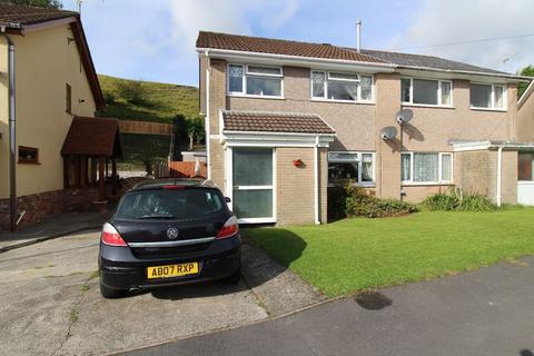 3 bedroom semi-detached house for sale - Oliver Jones Crescent, Tredegar