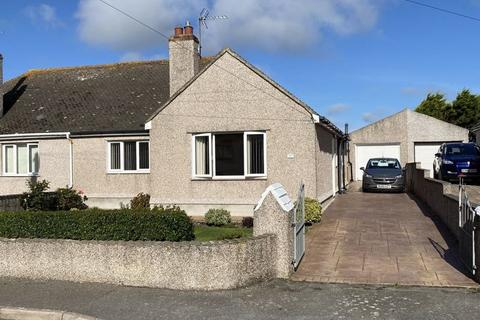 2 bedroom semi-detached bungalow for sale - Mill Road, Holyhead