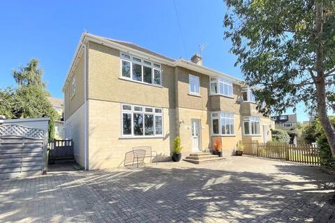 4 bedroom semi-detached house for sale - Broadmoor Vale, Bath