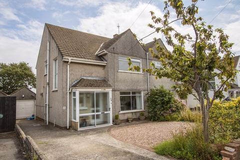 3 bedroom semi-detached house for sale - Beechwood Drive, Penarth