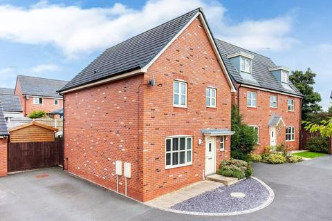 3 bedroom detached house for sale - Sweet Briar Court, Congleton