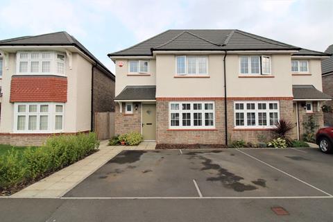 3 bedroom semi-detached house for sale - Cae Newydd St Nicholas Cardiff CF5 6FJ
