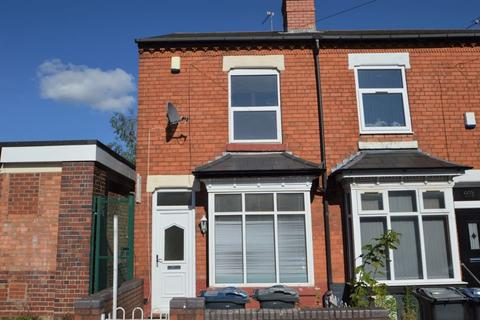 3 bedroom terraced house to rent - 118 Westminster Road, Selly Oak, B29 7RS