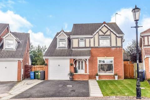 4 bedroom detached house for sale - Whickham Close, Sandrigham Gardens
