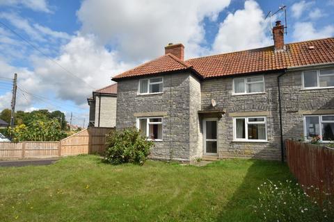3 bedroom semi-detached house for sale - Etsome Terrace, Somerton