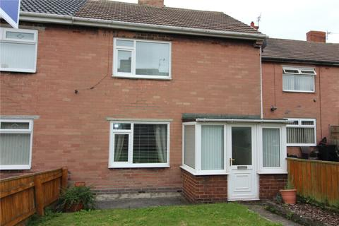 2 bedroom terraced house for sale - St Ives Place, Murton, Seaham, County Durham, SR7