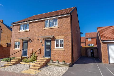 2 bedroom semi-detached house for sale - Little Orchard, Cheddon Fitzpaine, Taunton