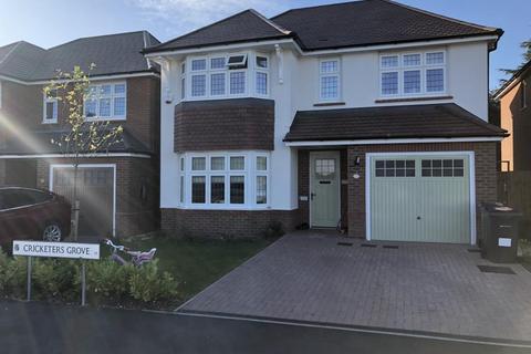 4 bedroom detached house to rent - Cricketers Grove, Harborne