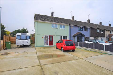 3 bedroom end of terrace house for sale - The Fremnells, Basildon