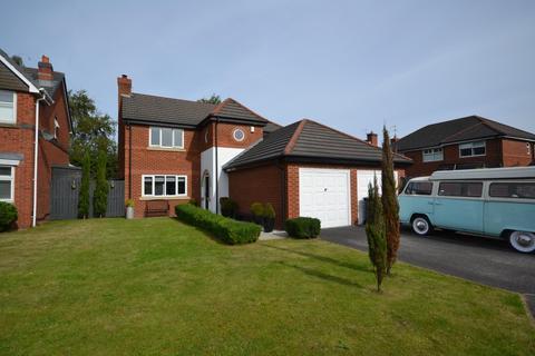 4 bedroom detached house for sale - Lonsdale Close, Great Sankey, Warrington