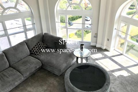3 bedroom apartment to rent - The Dome, Princess Park Manor, Royal Drive, London