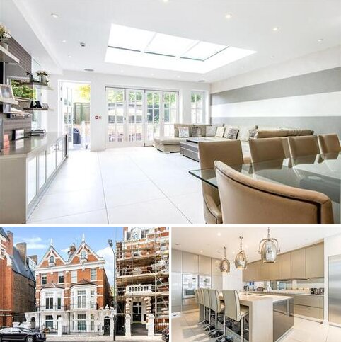 5 bedroom house for sale - Hall Road, London, NW8