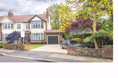 4 bedroom end of terrace house for sale - Aldborough Road South, Ilford, Essex, IG3