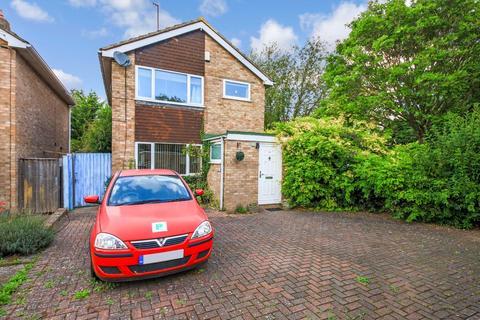 3 bedroom detached house for sale - Belmore Close, Cambridge