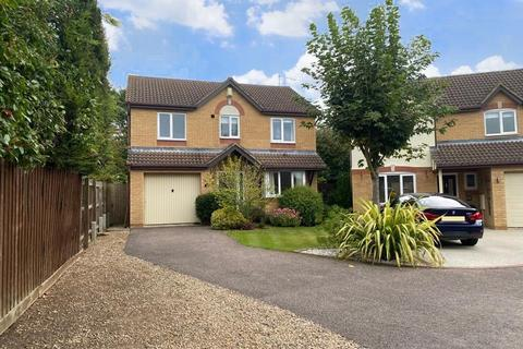 4 bedroom detached house for sale - St. Crispin Road, Earls Barton, Northamptonshire, NN6