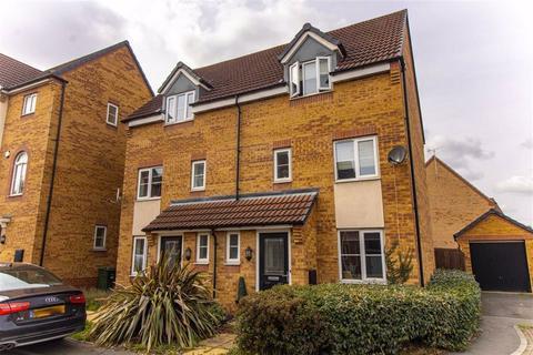 3 bedroom semi-detached house for sale - Wellingar Close, Thorpe Astley