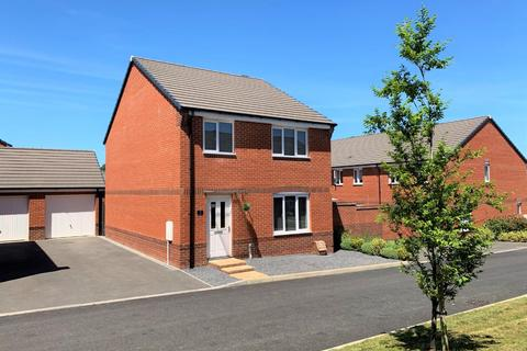 4 bedroom detached house to rent - Lace Crescent, Tiverton