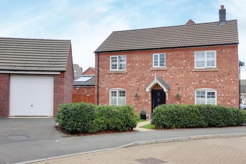 4 bedroom detached house for sale - The Furrows, Moulton, Northampton NN3 7DA