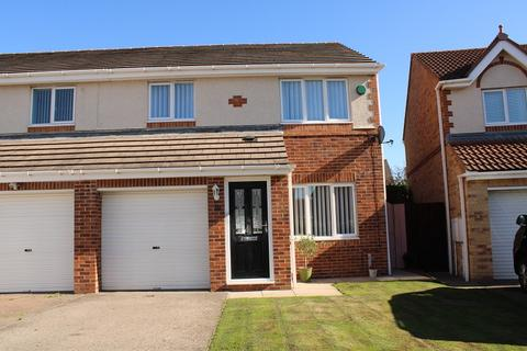 3 bedroom detached house for sale - Dunstanburgh Court, Woodstone Village, Houghton Le Spring, Tyne And Wear. DH4 6TU