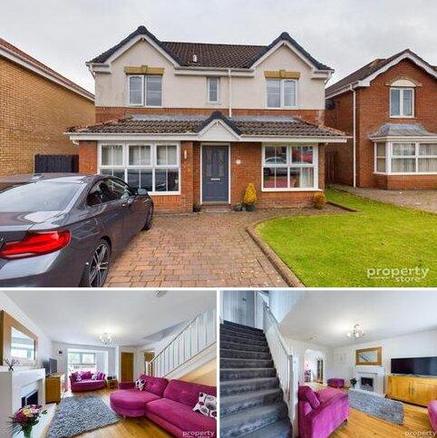 4 bedroom detached house for sale - Bennan Place, East Kilbride, South Lanarkshire, G75