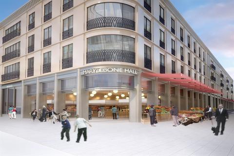 3 bedroom apartment for sale - Marylebone Square, London W1U