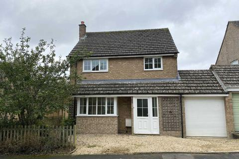 3 bedroom link detached house to rent - Holliers Crescent, Middle Barton