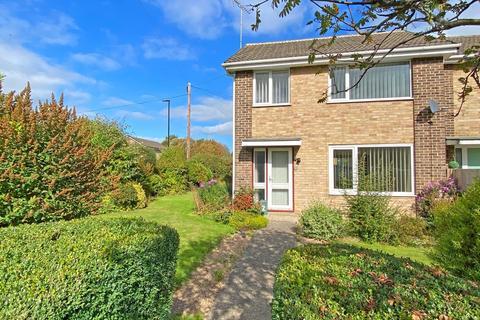 3 bedroom end of terrace house for sale - Durham Way, Harrogate