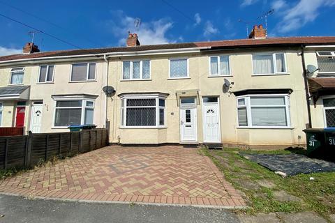 3 bedroom terraced house for sale - Nunts Park Avenue, Holbrooks, Coventry,CV6 4GX