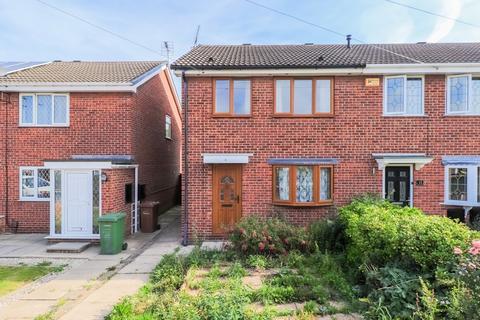 3 bedroom townhouse for sale - Polperro Close, Normanton
