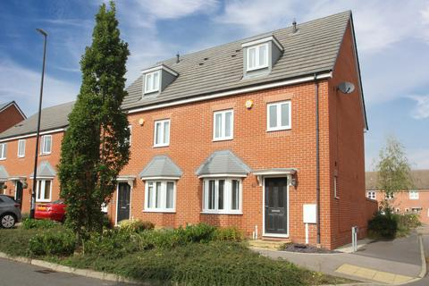 4 bedroom semi-detached house for sale - Astoria Drive, Bannerbrook Park, Coventry