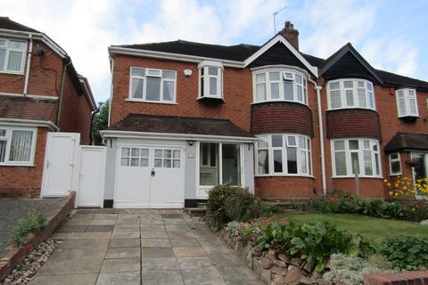 4 bedroom semi-detached house to rent - Leopold Avenue, Handsworth Wood