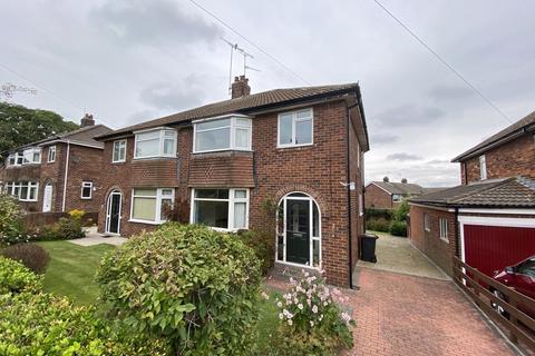 3 bedroom semi-detached house for sale - Woodlands Close, Harrogate, HG2 7AZ