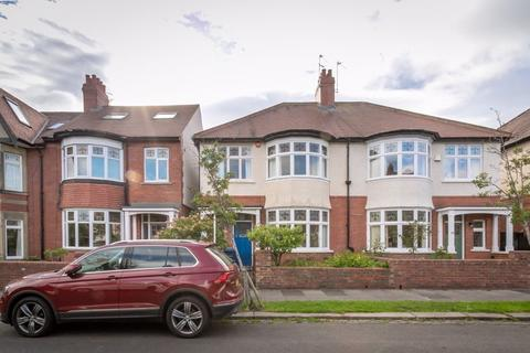 3 bedroom semi-detached house for sale - Woodlands, Gosforth, Newcastle upon Tyne