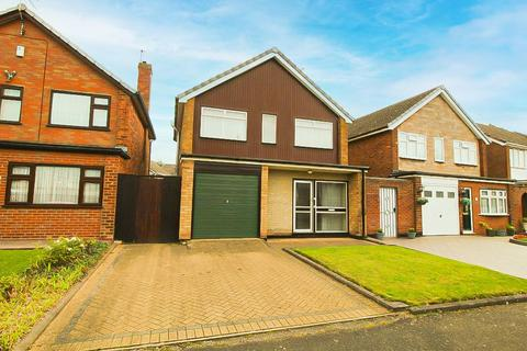 3 bedroom detached house for sale - Greenfield Croft, Bilston, WV14 8XD