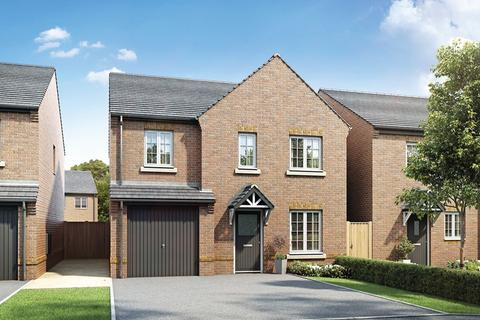 4 bedroom detached house for sale - The Bradenham - Plot 14 at Holly Hill II, West End Lane, Rossington DN11
