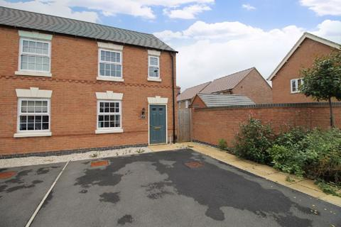 3 bedroom semi-detached house for sale - Irvine Crescent, New Lubbesthorpe, Leicester