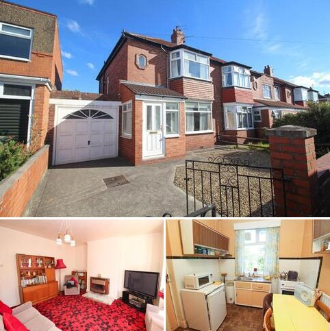 2 bedroom semi-detached house for sale - Teviotdale Gardens, High Heaton, Newcastle Upon Tyne