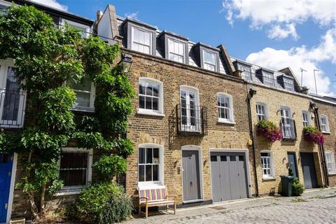 4 bedroom house for sale - Pindock Mews, Little Venice, London, W9