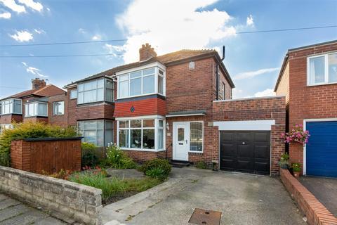 2 bedroom semi-detached house for sale - Longridge Avenue, Cochrane Park, Newcastle Upon Tyne