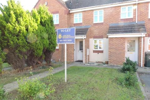 2 bedroom terraced house to rent - Kingsford Road, Daimler Green, Coventry, CV6