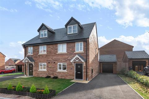 3 bedroom semi-detached house for sale - 72, Harebell Road, Malton, North Yorkshire YO17 7FW