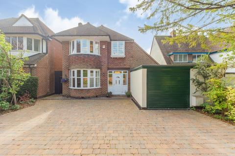 3 bedroom detached house for sale - Shirley Road, Leicester