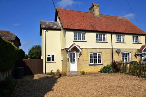 3 bedroom semi-detached house to rent - Eyeworth, Bedfordshire