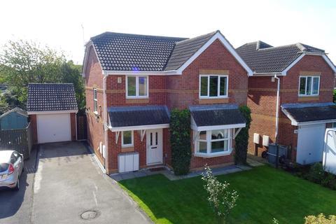 4 bedroom detached house for sale - Hill Crest Drive, Beverley