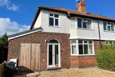 3 bedroom semi-detached house for sale - Elmwood Avenue, Hoole, Chester, Cheshire, CH2