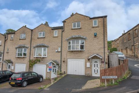 4 bedroom townhouse for sale - 1 Bobbin Mill Court, Steeton BD20 6PU
