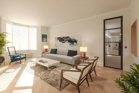 2 bedroom flat for sale - Bickenhall Mansions, Bickenhall Street, Marylebone, London, W1U