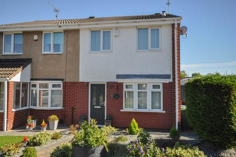 3 bedroom end of terrace house for sale - Abbotsfield Close, Chapel Garth