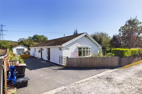 3 bedroom bungalow for sale - Glynderus Close, Abercanaid, Merthyr Tydfil, CF48