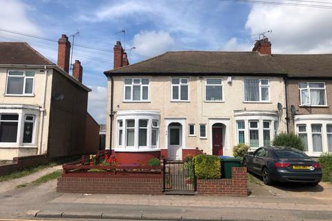 3 bedroom end of terrace house for sale - 216 Burnaby Road, Coventry, CV6 4AY